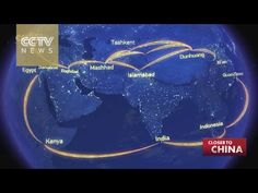 Closer to China: 'One Belt One Road' II- International Affairs and Diplomacy 03/29/2015 EP13 - YouTube