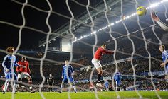 Hernadez scores the equaliser Vs Chelsea