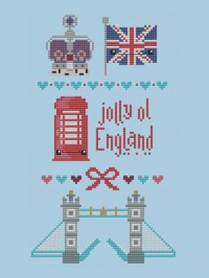 I want to cross stitch pretty much everything on this site XD