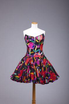 dress, Bob Mackie
