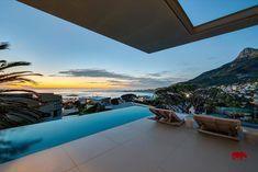 Die schönsten Hotels in Camps Bay - ein modernes Stadtviertel in Kapstadt (Südafrika).