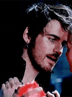 I have to say, I HATED dark Hook. I still loved him more than anything but it through me off. Hook Ouat, Killian Hook, Killian Jones, Captain Swan, Captain Hook, Scott Michael Foster, Once Up A Time, I Still Love Him, Hook And Emma