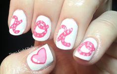 Sugar Coated Nails: Kisses