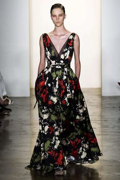Spring 2015 RTW - PETER SOM COLLECTION  Photo:  Daniele Oberrauch/Imaxtree