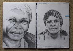 #portrait #sketch #art #drawing #african