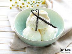 Buy Homemade Creamy Vanilla Ice Cream by on PhotoDune. homemade creamy vanilla ice cream with natural vanilla sticks Paleo Dessert, Raw Desserts, Frozen Desserts, Frozen Treats, Healthy Desserts, Raw Food Recipes, Dessert Recipes, Cooking Recipes, Free Recipes