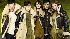 You are interested in Burberry - Ad Campaign in Fall/Winter Fashion ads, pictures, prints and advertising of Burberry - Ad Campaign in Fall/Winter 2010 can be found here. Autumn Winter Fashion, Fall Winter, Fall Fashion, Knight Logo, Campaign Fashion, Aviator Jackets, Mario Testino, Fashion Advertising, Editorial Fashion