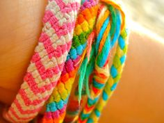 Love using these as ankle bracelets in the summer :)