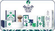 Savons de qualité bio, pour hommes, Le Baigneur disponibles sur www.lafolleadresse.com et dans la boutique au 8 rue Anglaise 62200 Boulogne-sur-mer