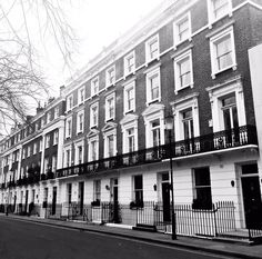 I love Chelsea, London.