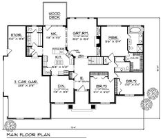 Plan 32568wp In Law Suite Or Rental Income In Law Suite