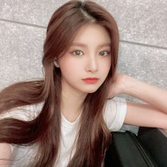 Cute Korean Girl, Asian Girl, Selca, Yuehua Entertainment, Pretty Asian, Cute Girl Face, Beauty Full Girl, Ulzzang Girl, K Idols