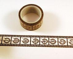 """Masking Tape - Washi Tape """"Movie"""" - ein Designerstück von ApfelZimtMuffin-Shop bei DaWanda"""