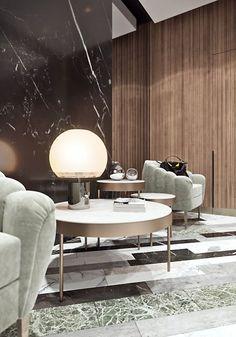 TOL'KO / Luxurious modern apartment