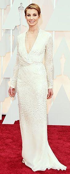 Faith Hill: 2015 Oscars