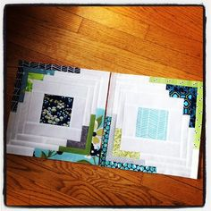 Converging Corners quilt block! I like the idea but probably would stick to…