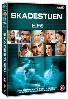 Skadestuen - Sæson 5 (DVD)  Kr. 249,00  http://cdon.dk/film/skadestuen_-_s%c3%a6son_5-17076665#