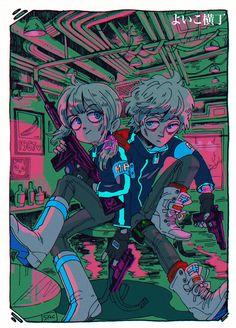 Midnight Sniper by KaneoyaSachiko on DeviantArt