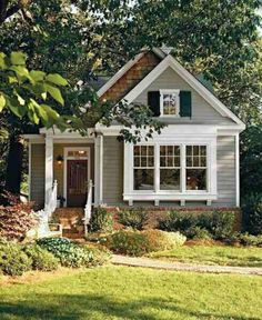 331 best small cottage homes images home decor tiny house cabin rh pinterest com