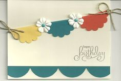 CC333, Island Tango Delight Banner by barbaradwyer82 - Cards and Paper Crafts at Splitcoaststampers