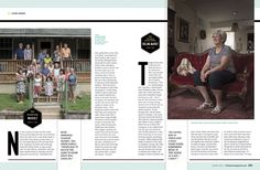 Baltimore Magazine. August 2015. If These Walls Could Talk. Photography by David Colwell.