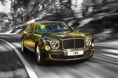 Bentley 2015 Mulsanne Speed edition
