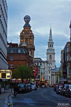 London, England  home of Jojo's boyfriend