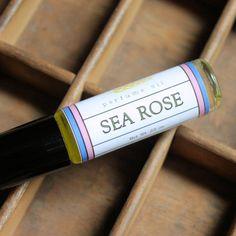 Sea Rose Perfume Oil