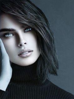 Stunning Eyes, Beautiful Lips, Beautiful Women, Gal Gadot Wonder Woman, Foto Casual, Model Face, Brunette Beauty, Beautiful Celebrities, Woman Face