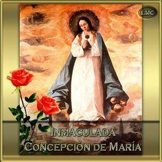 El dogma de la Inmaculada Concepción   8 de Diciembre         La Inmaculada Concepción de María es el dogma de fe que declara que, por ...