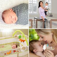 Take a look at the Summer Infant & Born Free on #zulily today!