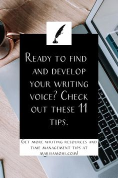 Ready to develop your personal writing style? Check out these 11 ways you can find your writing voice. #writingtips #writingadvice #fictionwriting #novelwriting Book Writing Tips, Writing Resources, Blog Writing, Writing Prompts, Skills To Learn, Fiction Writing, Writing Styles, Writing Inspiration, Finding Yourself