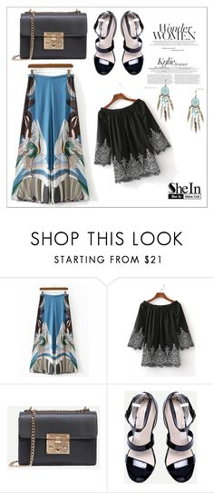 """Shein 2"" by fashion-addict35 ❤ liked on Polyvore"