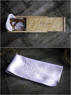 Proper Eyewear - Made In Milwaukee | Indiegogo. SWOON!