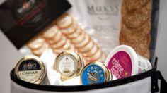 World Class Caviar Kit, by Marky's Caviar. Available at ahalife.com