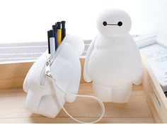 20% OFF Big Hero / Baymax/ Pencil Case / Phone by RileynFynn