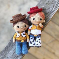Doll Amigurumi Free Pattern, Crochet Dolls Free Patterns, Crochet Doll Pattern, Amigurumi Doll, Crochet For Boys, Cute Crochet, Crochet Crafts, Crochet Toys, Crochet Projects