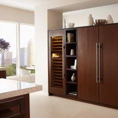 refrigerator overflow options  Sub-Zero refrigerator