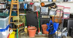 It's easy to organize and declutter your garage. Here are seven things you can throw out from your garage right now to save space.