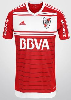 River Plate 2016 Away Kit Released Camisas De Times afbf4cc36bdc4