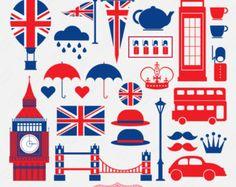 Britannica Digital Clipart, Clipart, Clipart in Inghilterra Londra