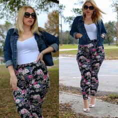 Plus Size Fashion - Leggings from F21+