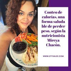 Aprende a hacer uso dr la tecnología para hacer más fácil el conteo de calorías y lograr la mejor versión de ti. Food Groups, Protein Oatmeal, Calorie Counting, Sweet Chili