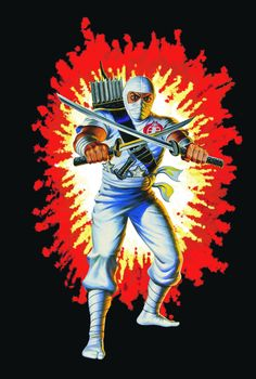 Joe artist Hector Garrido passes away at age 92 Gi Joe Storm Shadow, Gi Joe Characters, Gi Joe Cobra, Shadow Warrior, Snake Eyes, Shadow Art, Classic Cartoons, Cartoon Shows, Comic Art
