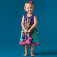 Gretchen Swing Dress   YouCanMakeThis.com