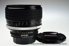** Near Mint ** NIKON AI-S NIKKOR 85mm f/1.4  #Nikon