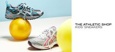 The Athletic Shop: Kids' Sneakers - http://fancyten.com/the-athletic-shop-kids-sneakers/696