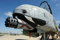 122nd Fighter Wing out of Fort Wayne In. The Blacksnakes!