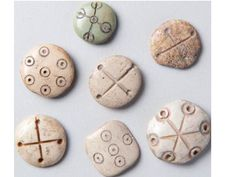 Gaming Pieces 10th-11th Century, Sweden