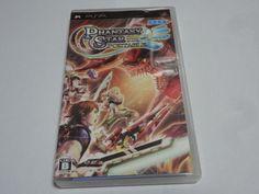 #4 Japan game PSP Phantasy Star Portable SEGA Free Shipping Japanese anime  #SEGA